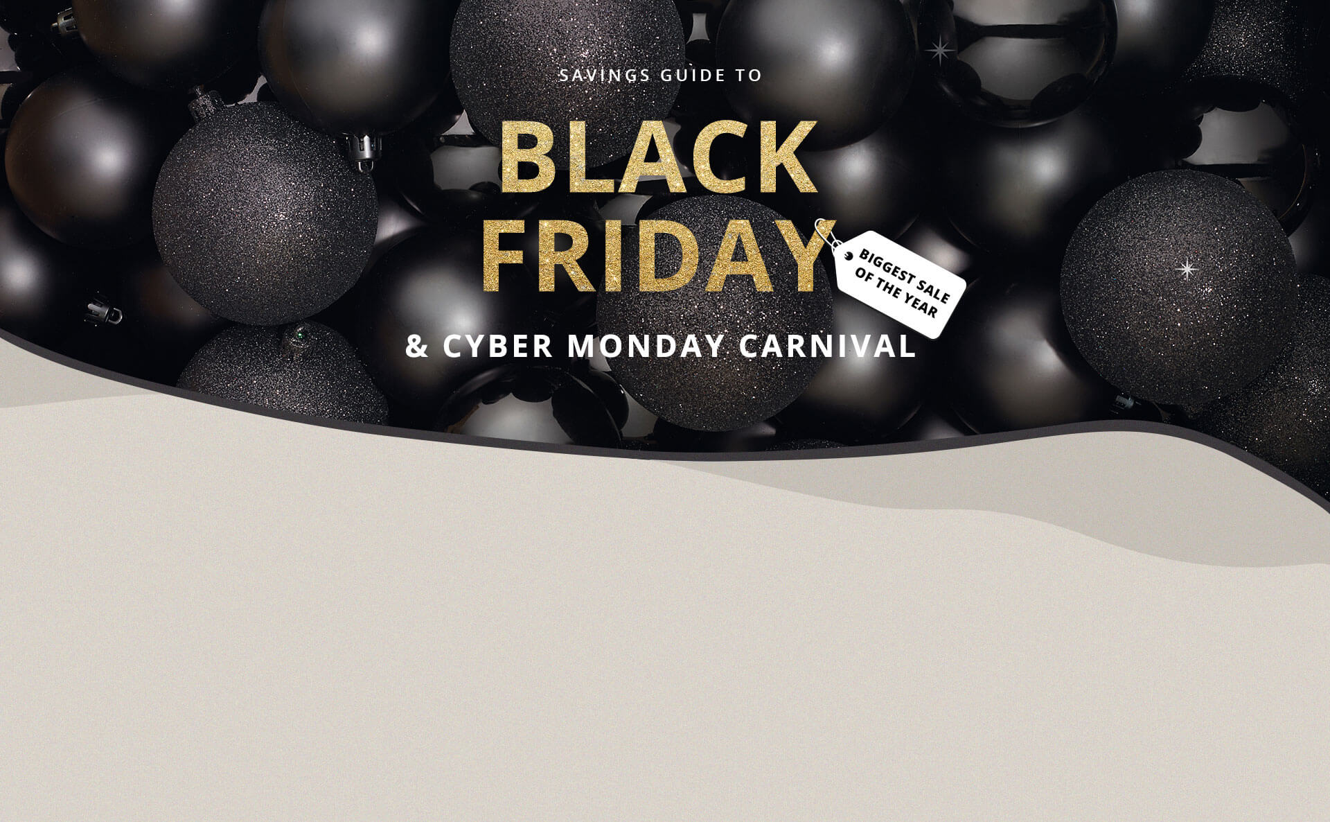 Black Friday is the Friday after Thanksgiving and has been considered the unofficial start of the holiday shopping season since the early s, but it wasn't until the s that the term