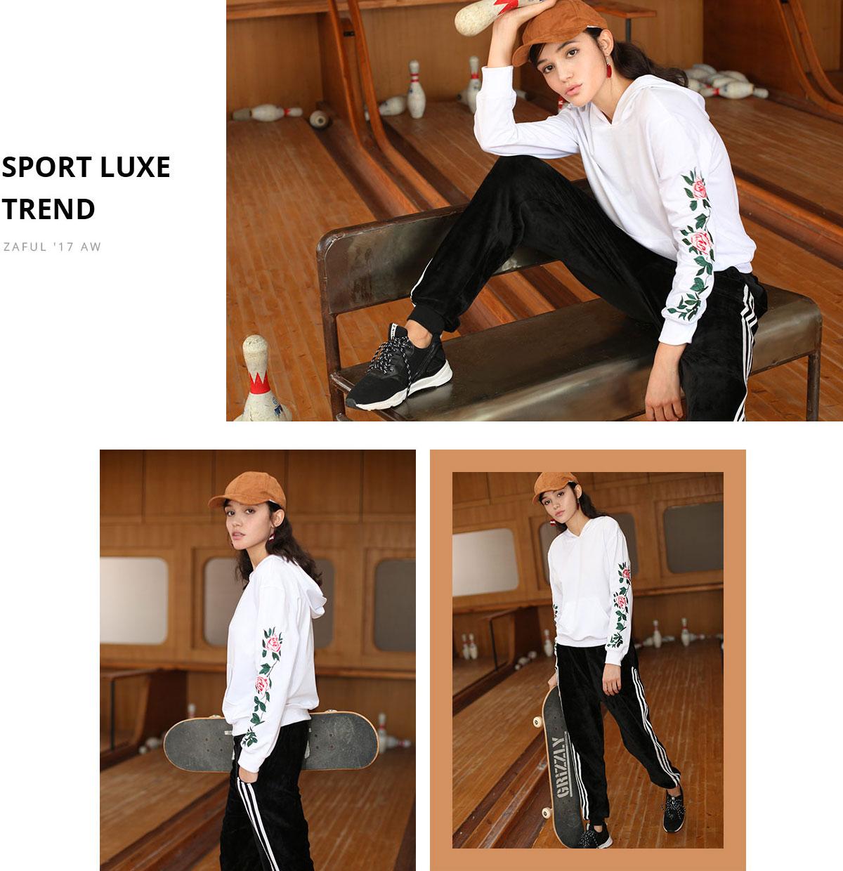 Sport Luxe Trend